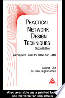 Practical Network Design Techniques  Second Edition