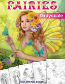 Fairies  Grayscale Coloring Book