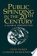 Public Spending in the 20th Century