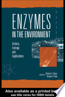 Enzymes In The Environment book