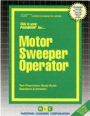 Motor Sweeper Operator