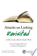 Ebook Attacks on Linking Revisited Epub Catalina Bronstein,Edna O'Shaughnessy Apps Read Mobile