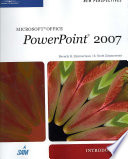 New Perspectives on Microsoft Office PowerPoint 2007  Introductory