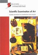Scientific Examination of Art