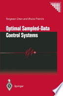 Optimal Sampled Data Control Systems