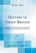 History of Great Britain  Vol  2