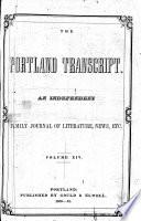 Portland Transcript Book PDF