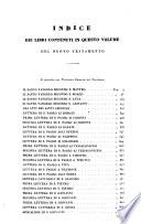 Il Nuovo testamento del signor nostro Ges   Cristo secondo la volgata tradotto in italiano e dichiarato con note dall arcivescovo Antonio Martini