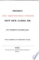 Deutsches Lesebuch
