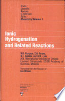 Ionic Hydrogenation and Related Reactions