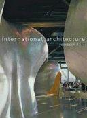 International Architecture Yearbook No.8