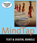 Fundamentals of World Regional Geography   Mindtap Earth Science  6 month Access