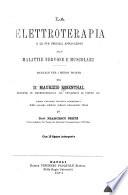 La Elettroterapia e le sue speciali applicazioni alle malattie nervose e muscolari