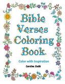 Bible Verses Coloring Book Book PDF