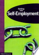 Getting Into Self employment