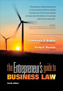 The Entrepreneur S Guide To Business Law