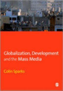 Globalization  Development and the Mass Media