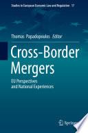 Cross Border Mergers