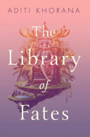 The Library Of Fates : suddenly taken over, sixteen-year-old princess amrita flees the...
