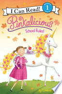 Pinkalicious School Rules  book