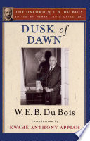 Dusk of Dawn Sociologist And Activist On Behalf Of