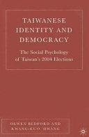 Taiwanese Identity and Democracy