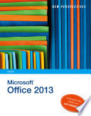New Perspectives on Microsoft Office 2013  Brief