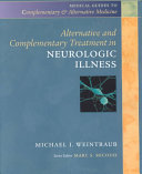 Alternative and Complementary Treatment in Neurologic Illness