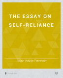 The Essay On Self Reliance