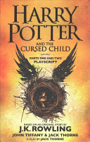 Harry Potter and the Cursed Child by J. K. Rowling