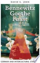 Bennewitz  Goethe   Faust