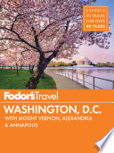 Fodor s Washington  D C