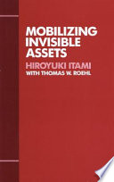 Mobilizing Invisible Assets