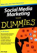Social Media Marketing Voor Dummies / Druk 1 : ...
