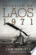 Invasion of Laos  1971