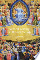 Vertical Readings In Dante S Comedy book