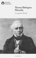 download ebook delphi complete works of thomas babington macaulay (illustrated) pdf epub