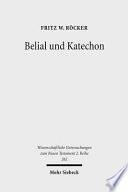 Belial und Katechon
