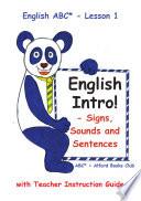 English ABC   Alford Books Club   Lesson 1