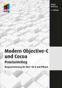 Modern Objective-C und Cocoa