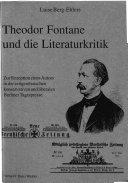Theodor Fontane und die Literaturkritik