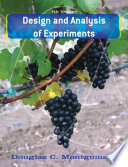 illustration Design and Analysis of Experiments