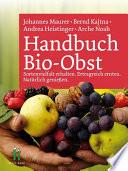 Handbuch Bio Obst
