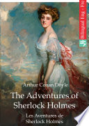 The Adventures of Sherlock Holmes  English French Edition illustrated
