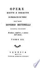 Lettere di Virgilio e Inglese