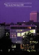 Mies Van Der Rohe Award 2005