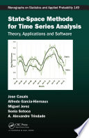State Space Methods for Time Series Analysis