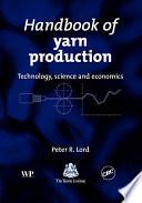 Handbook of Yarn Production