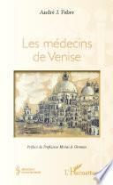 illustration Les médecins de Venise