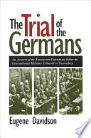 The Trial of the Germans